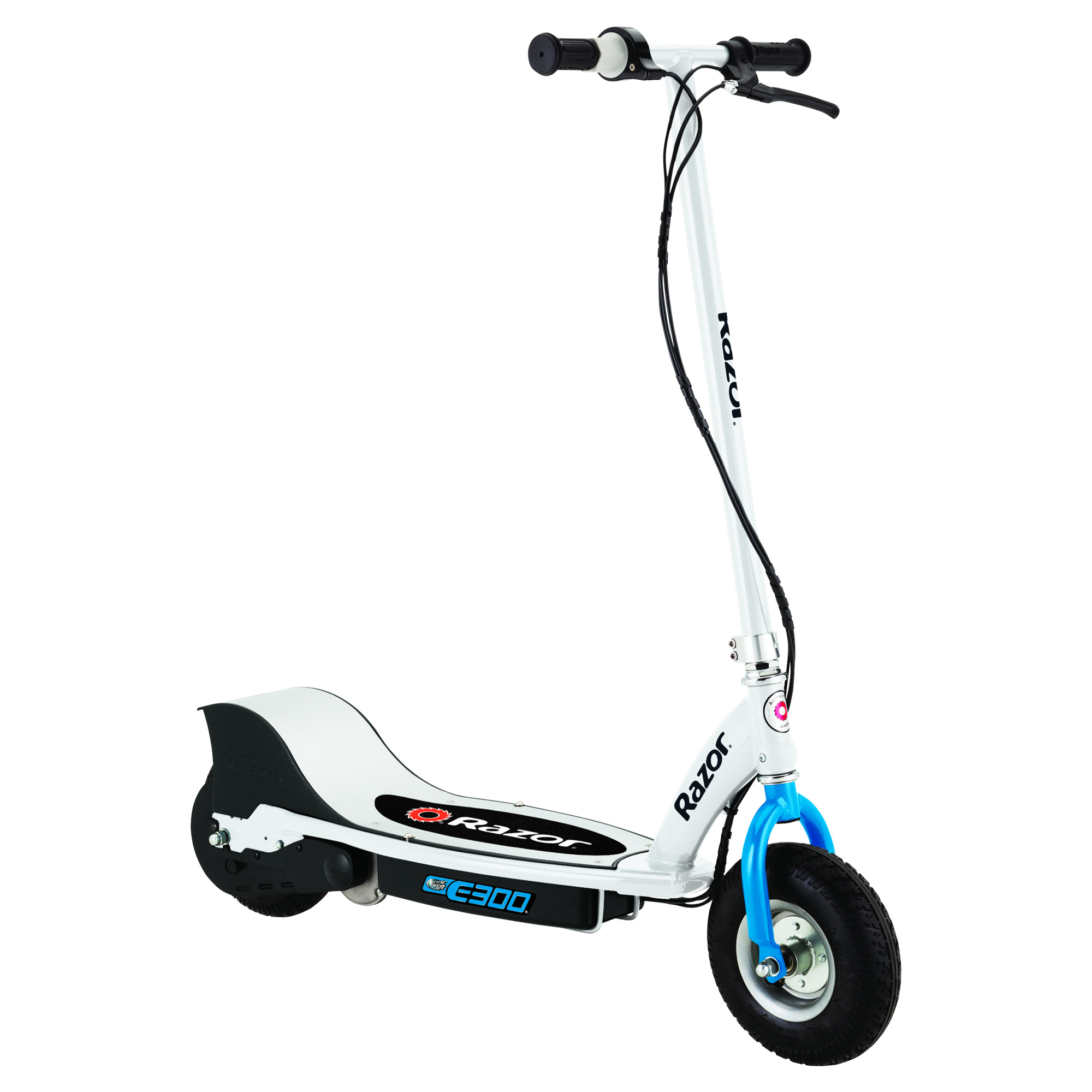 VGC Razor E300 Electric Scooter Replacement FULL FRAME GRAY